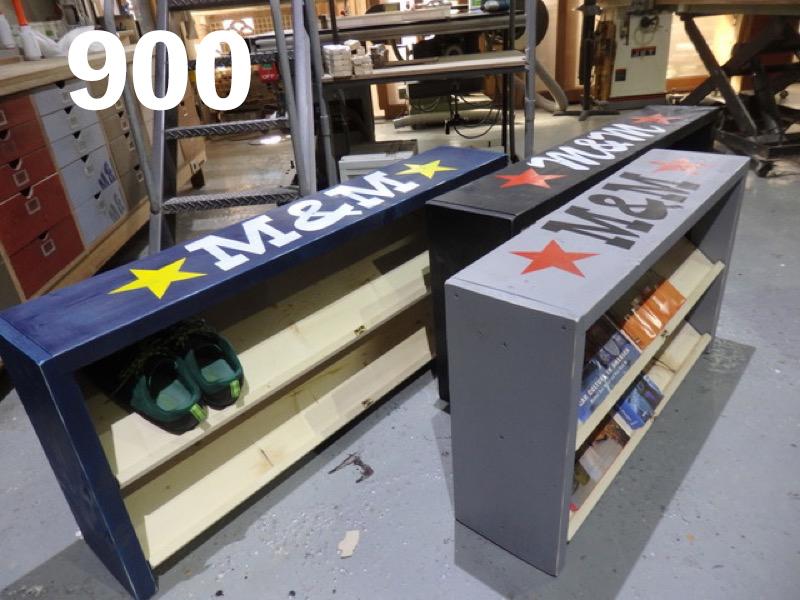 TANA-2-BENCH-900